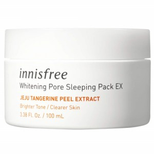 Innisfree Whitening Pore Sleeping Pack EX