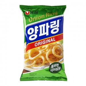 Chipsy onion rings (Yangparing) 50g