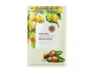The Saem Shea Butter Mask Sheet
