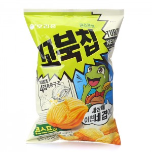 Chipsy Turtle Chips Sweet Corn