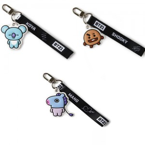 BT21 opaska Travel Wrist Strap